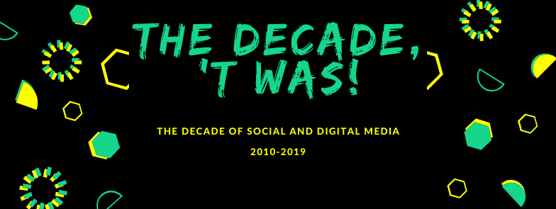 The Decade, 't was!
